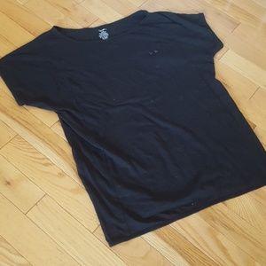 Black T-Shirt - M